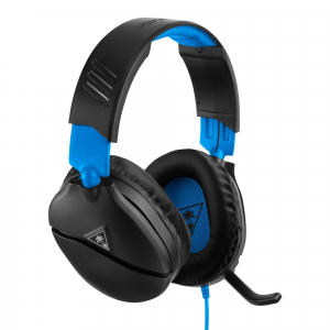 View more Turtle Beach Recon 70 Gaming Headset for PS4 Pro & PS4 - Black/Blue details