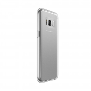 View more Speck Case Cover for Samsung Galaxy S8 Presidio Clear - Clear/Clear details
