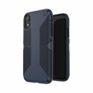 View more Speck Presidio Grip Case Cover for Apple iPhone XR - Black details