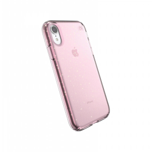 View more Speck Presidio Case for Apple iPhone XR Pink Glitter details