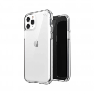 View more Speck Presidio Stay Clear Tough Phone Case Cover for Apple iPhone 11 Pro details