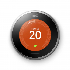 View Nest Learning Thermostat with ...'s details
