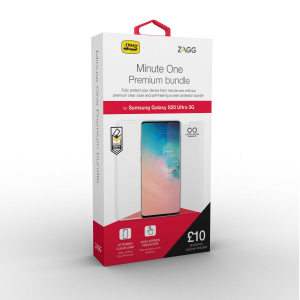 View Minute One Premium Samsung S20 Ultra's details