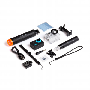 View more Kitvision Adventure Pack – Ultimate Action Camera and Accessories Starter P details