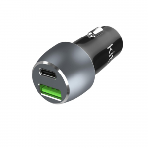 View Premium Car Charger - USB-C to USB-A ...'s details