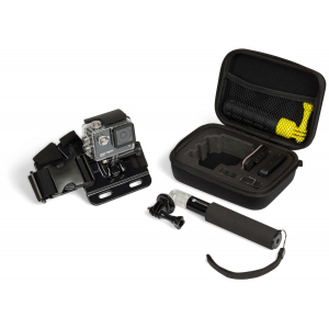 View more Action Camera Travel Case, Chest Mount, and Small Extension Pole details