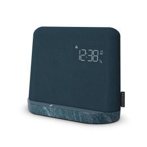 View more KitSound XDock Qi - Qi Charging Bluetooth Speaker Dock Navy details