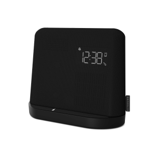 View more KitSound XDock Qi - Qi Charging Bluetooth Speaker Dock Black details