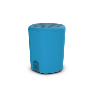 View more KitSound Hive2o Waterproof Bluetooth Speaker Light Blue details