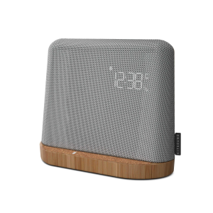 View more KitSound XDock Qi - Qi Charging Bluetooth Speaker Dock Brown details