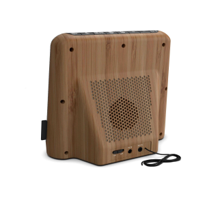 View more KitSound XDock Qi - Qi Charging Bluetooth Speaker Dock Brown details!!