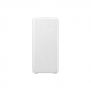 View Galaxy S20+ 5G LED View Cover - White's details