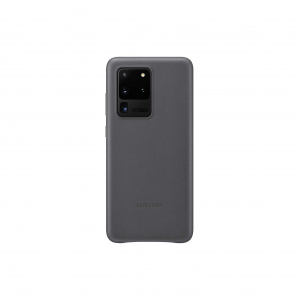 View Galaxy S20 Ultra 5G Leather Cover - ...'s details