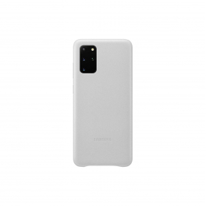 View Galaxy S20+ 5G Leather Cover - Light ...'s details