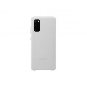 View Galaxy S20|S20 5G Leather Cover - Light ...'s details