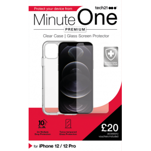 View Premum Minute One iPhone 12 / 12 Pro's details