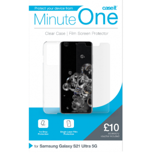 View more Case It Minute 1 bundle for Samsung S21 Ultra details