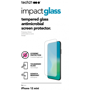 View Tech 21 Impact Glass iPhone 12 Mini's details